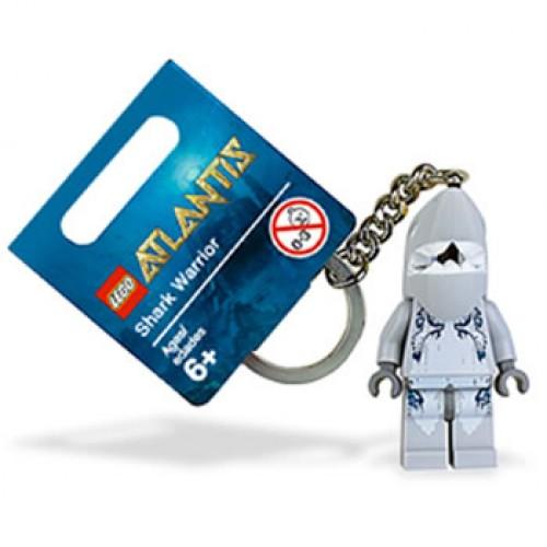LEGO 852774: Shark Warrior Atlantis Key Chain   iBricktoys: LEGO ...