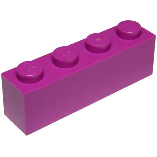 LEGO® Medium Lavender Brick 1 x 4 Part 3010